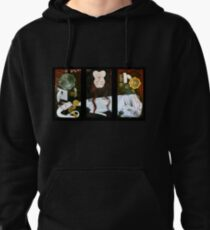 In these arms Pullover Hoodie