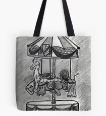 ANIMAL CAROUSEL Tote Bag