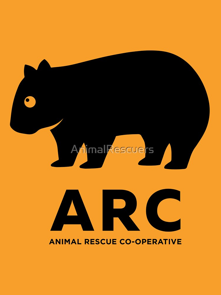 ARC Wombat gear - Animal Rescue Co-operative by AnimalRescuers