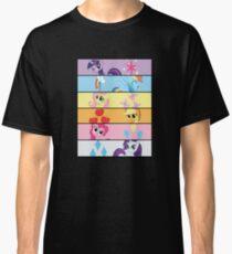 6 Mane MED Classic T-Shirt