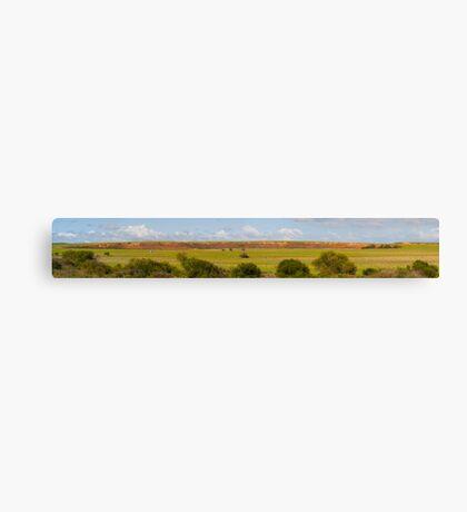 Northhampton Farmlands Canvas Print