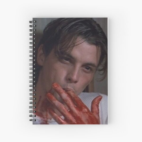 Billy Loomis Spiral Notebook