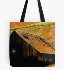 MEET ME IN THE SHED~ Tote Bag