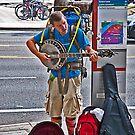 Street Performer by Bryan D. Spellman
