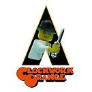 A Clockwork Orange  by minifignick