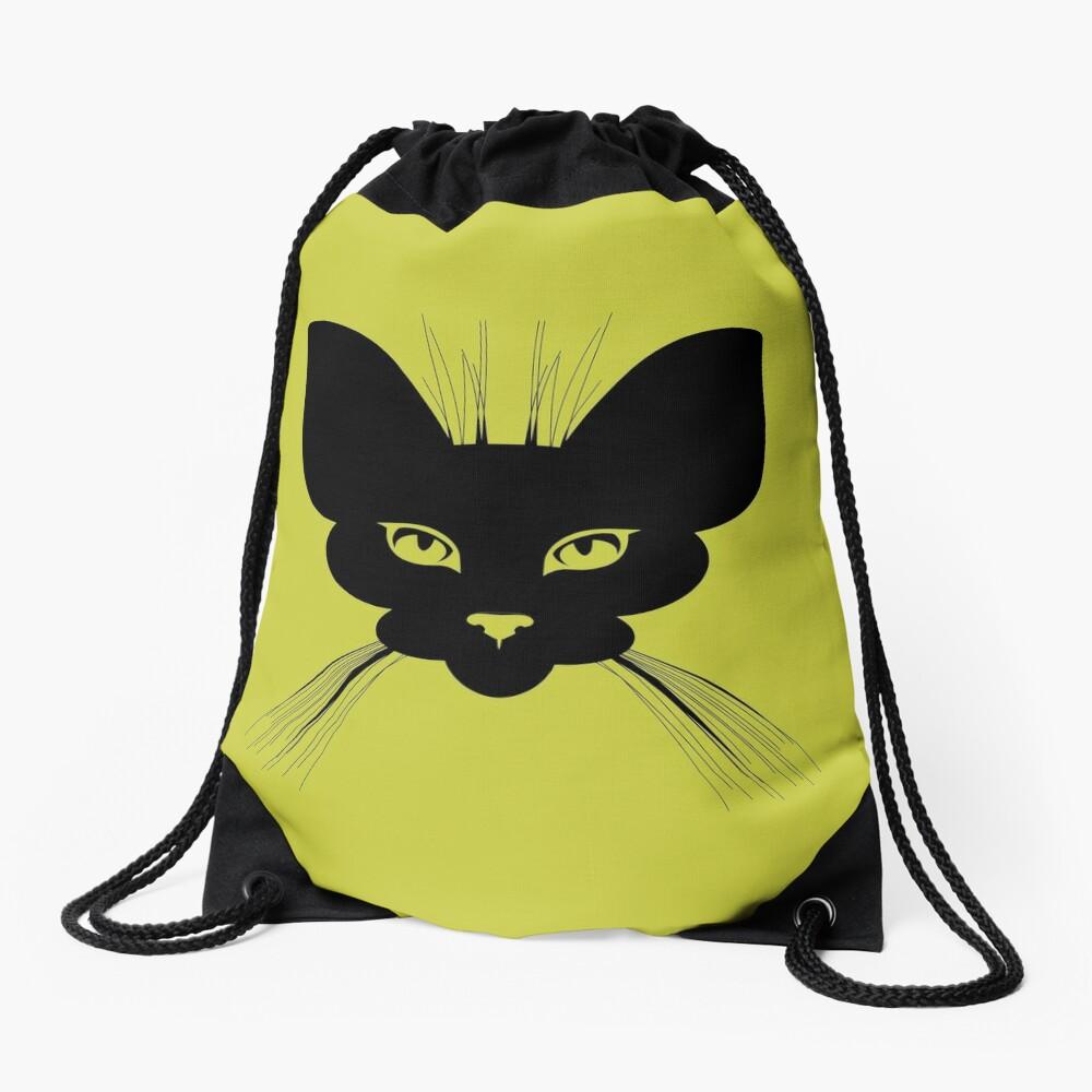 I am Night Drawstring Bag