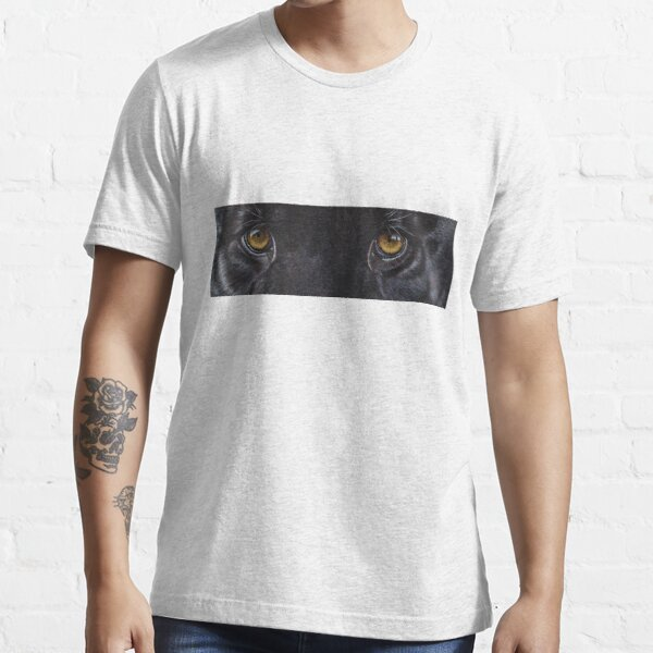 Black Panther Eyes Essential T-Shirt