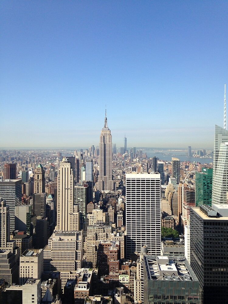 New York City  by CharlotteH