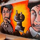 Cafe Mural in Cuernavaca by styles