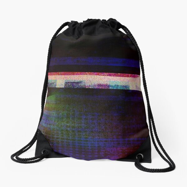 all the light that remains Drawstring Bag