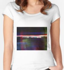 all the light that remains Fitted Scoop T-Shirt