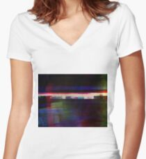 all the light that remains Fitted V-Neck T-Shirt