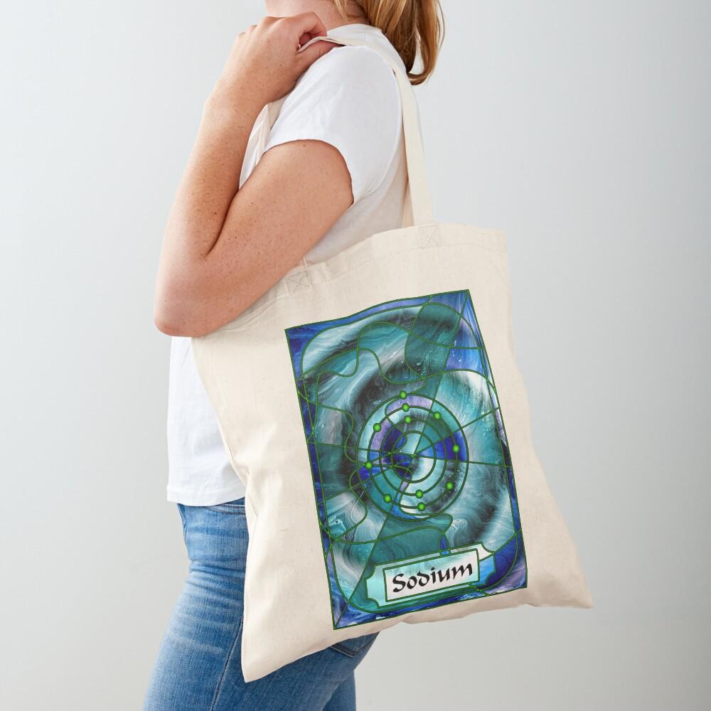 Element 11: Sodium Tote Bag