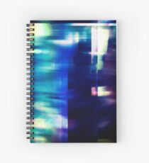 let's hear it for the vague blur Spiral Notebook