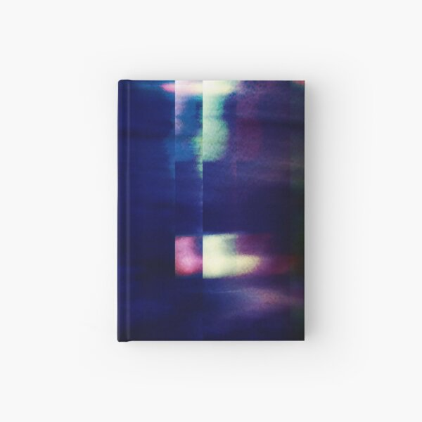 let's hear it for the vague blur Hardcover Journal