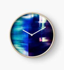 let's hear it for the vague blur Clock