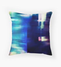 let's hear it for the vague blur Throw Pillow