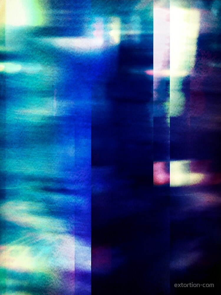 let's hear it for the vague blur by extortion-com