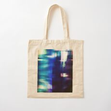 let's hear it for the vague blur Cotton Tote Bag