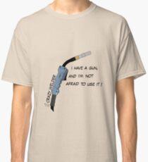 crazy welder Classic T-Shirt