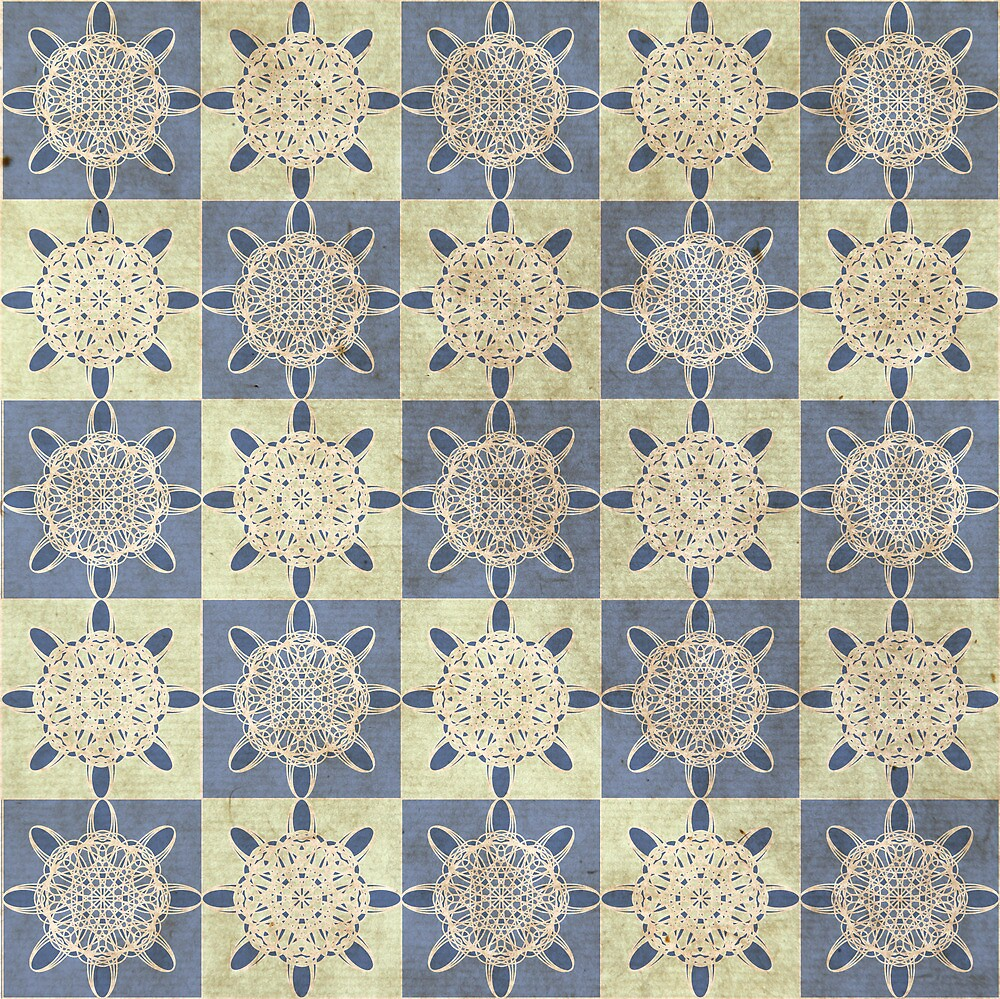Pattern #12 by Jay Reed