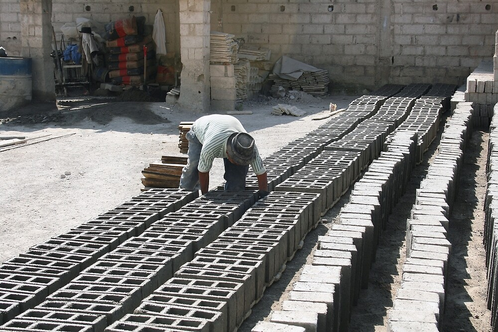 Making Bricks in Cotacachi by rhamm