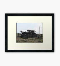Just A Coat Of Paint? Framed Print