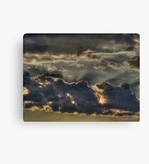 Enchanted Sky Canvas Print
