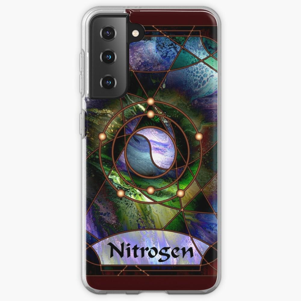 Element 7: Nitrogen Case & Skin for Samsung Galaxy