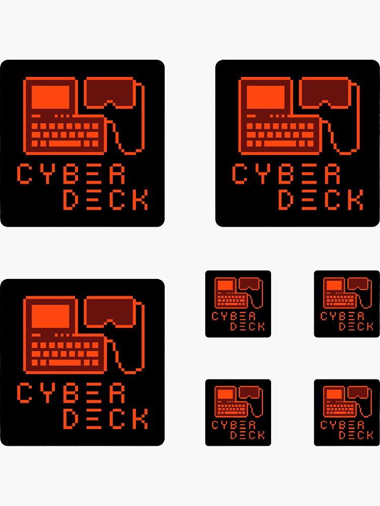 Cyberdeck Logo by BillieRuben