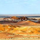 Outback Coober Pedy by Karina Walther