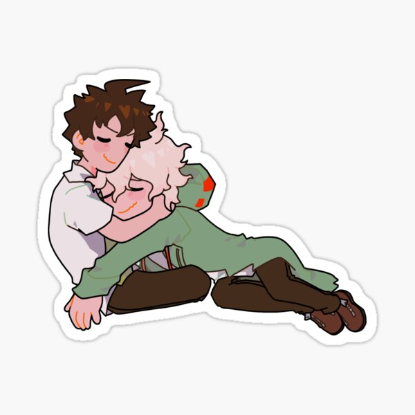 komahina rights Sticker