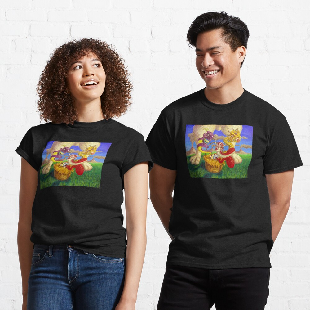 Easter in Gorgon Valley Classic T-Shirt