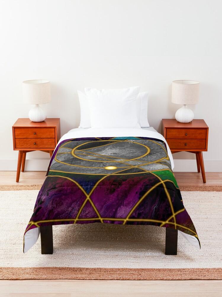 Alternate view of Element 5: Boron Comforter
