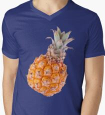 South African Baby Pineapple Mens V-Neck T-Shirt