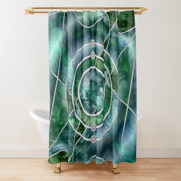 Element 4: Beryllium Shower Curtain