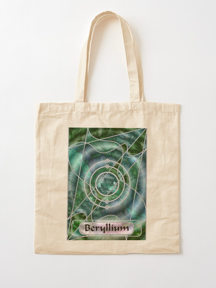 Alternate view of Element 4: Beryllium Tote Bag