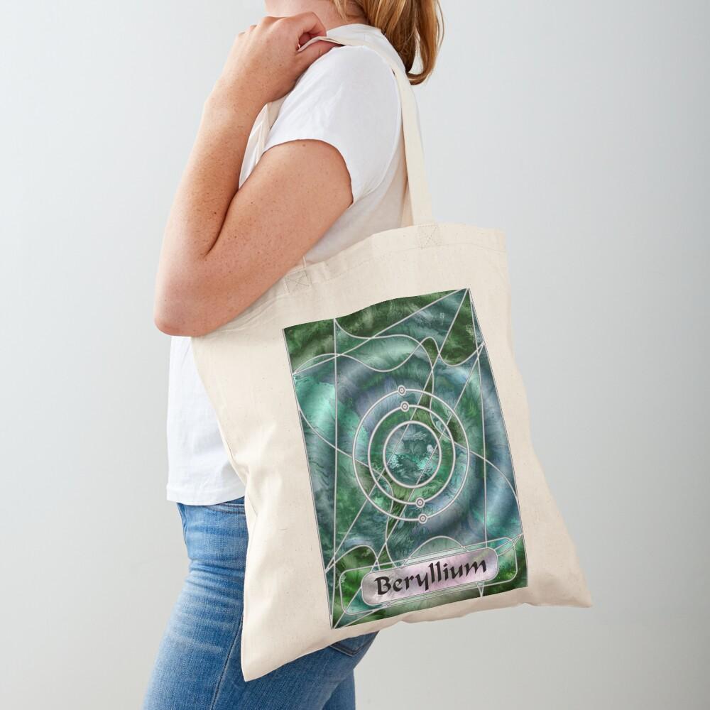 Element 4: Beryllium Tote Bag