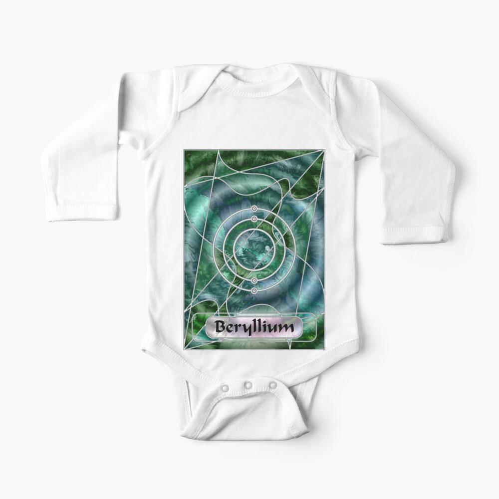 Element 4: Beryllium Baby One-Piece