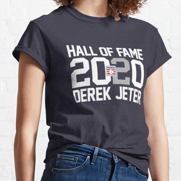Derek Jeter Hall of Fame Classic T-Shirt