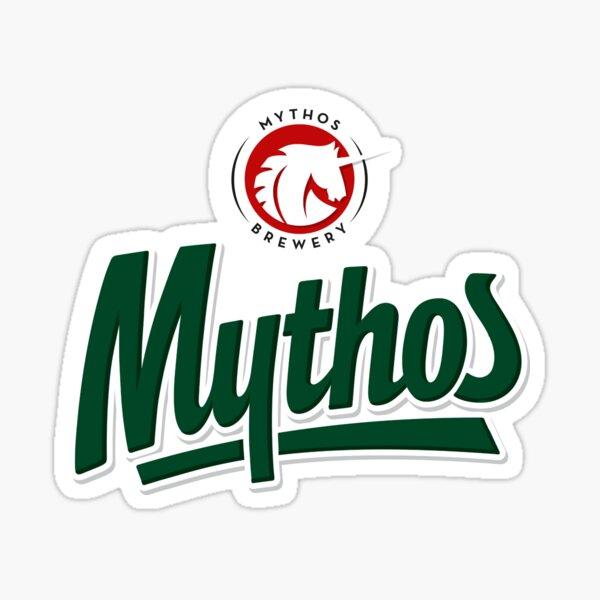 Mythos-bière Sticker