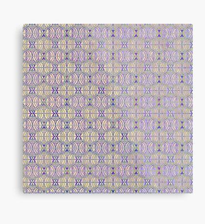 Pattern #14 Metal Print