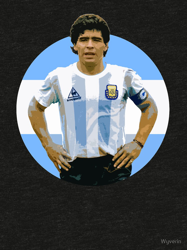 Maradona - The Argentinian Legend by Wyverin