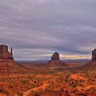 Monument Valley by Dean Bailey