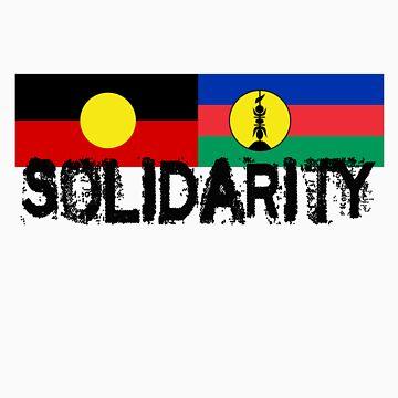 SOLIDARITY Aboriginal + Kanaky by KISSmyBLAKarts
