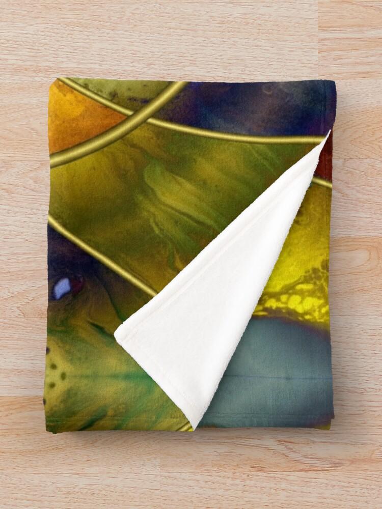 Alternate view of Element 1: Hydrogen Throw Blanket