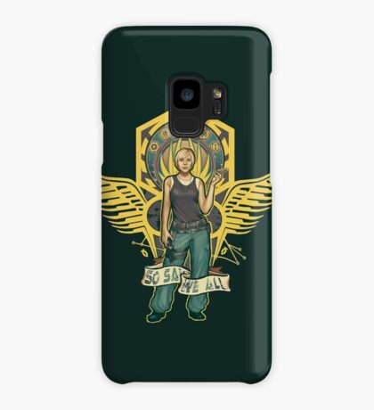 So Say We All Case/Skin for Samsung Galaxy