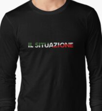 The Situation in Italy Long Sleeve T-Shirt