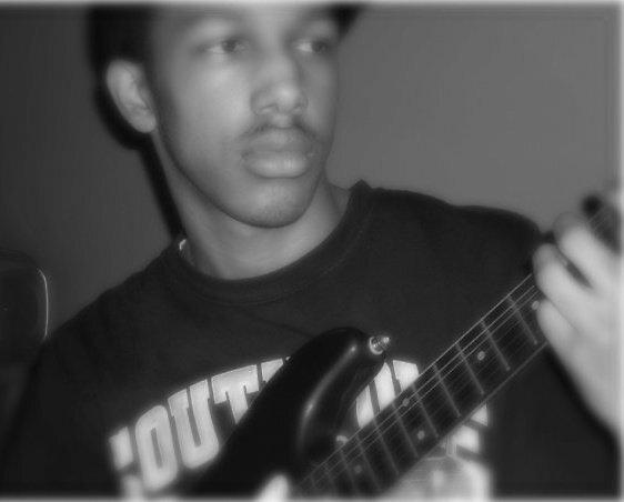 (Greg) Jimmy Hendrix look alike by jbreezy