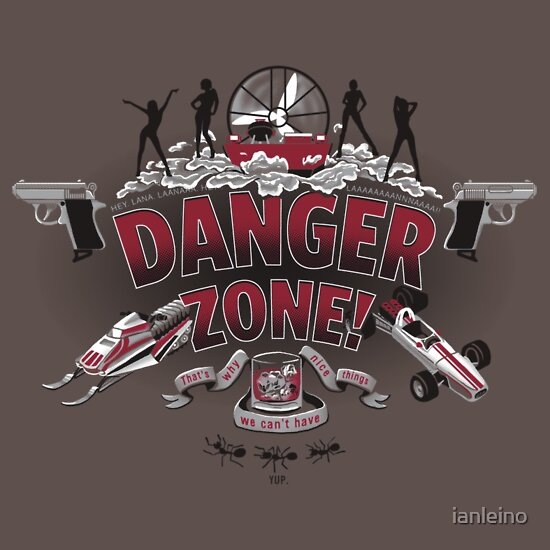 TShirtGifter presents: Danger Zone!